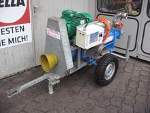 Wälchli Rota 720 Screw pump Rev