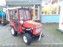 Hako Trac tractor