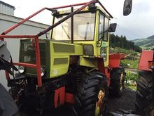 Used MB Trac 800 in