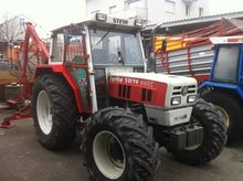 1988 Steyr 8065 Tractor 68 hp a