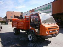 2001 Reform 575 GSL carrier