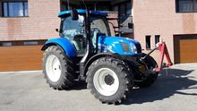 New Holland T6.160 AC Tracteur
