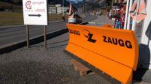 Zaugg G19 - 260 snow plow