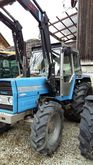 1981 Landini 6550 From MFK and