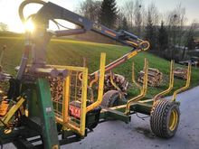 2013 Farmtech Farma EA8000 bunc