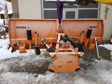 2009 Zaugg G22-260 lame à neige
