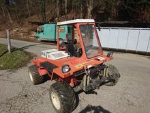 Reform 2003 mountain mower