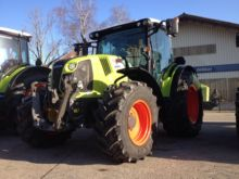 2015 Claas Arion 420 tractor