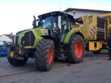 2015 Claas Arion 550 tractor
