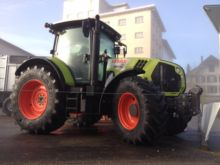 Claas Arion 630 Tractor Cematic