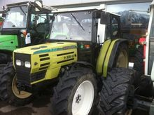 Hürlimann XE 306 tractor