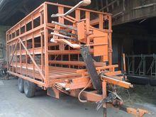 Guima 344 Bale wagon