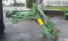 1997 Fendt 3K 55 Front loaders