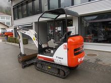 2013 BobCat E16 Limited Edition