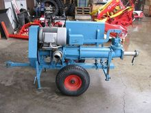 Wangen 60. 2 Screw pump with 15