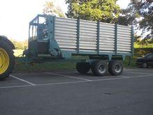 Mengele ZAW 5000 wagons
