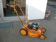 2016 Agria AS 510 4T A mulching