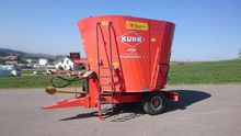 Kuhn Euromix 1070 Feed trolley