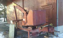 Griesser HL 813 dung crane