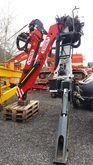 2012 Palfinger TKZ 6284S Tracto