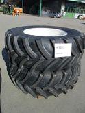 Firestone Wheels complete