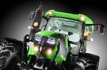 2017 Deutz-Fahr Series5 and 5G
