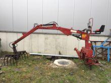 2013 Leon 400S dung crane