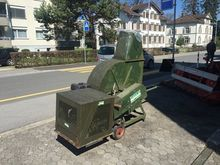 Used Lanker Hay blow