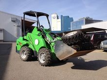 2010 Avant 420 Skid steer loade