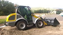 2017 Kramer 8085L Wheel loaders