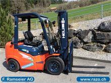 2016 Heli CPCS 2`500 kg green s