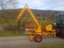 Griesser 1413 dung crane