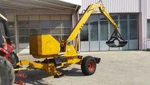 1986 Griesser 1714 dung crane