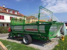 Agrar Mammoth 270 wagon