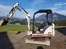 2003 BobCat 322 excavator