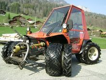 Used 2003 Aebi TT 70