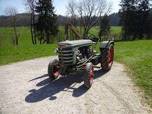 1958 Hürlimann D80SSP tracteur