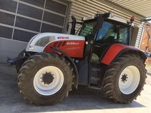 2004 Steyr 6155 CVT tractor