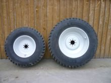 Nokian 440 / 80R34 and 400 / 80