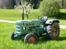 Bührer OP 17 tractor