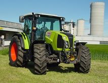 2015 Claas Arion 420 CIS Demons