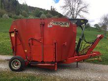 Trioliet Giant 900 Feed mixers