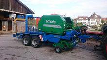 McHale F550 with Göweil Wickler