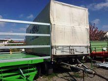 1992 Fuchs Transport trailers