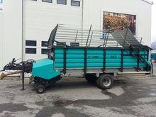 Mengele Garant 533 loader wagon