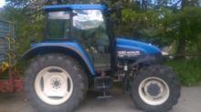 2003 New Holland TS 90