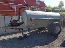 Agrar DF4000 Pressure vessel