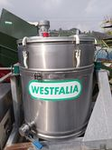 Westfalia 300 liters Milk conta