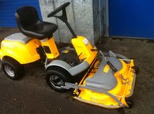 Stiga Park 16 4 WD all-wheel dr