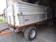 1996 Tanner L-12K 4 wheel